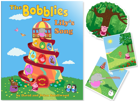 Lily's Song Paperback Book